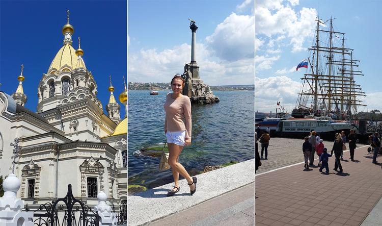 Достопримечательности Севастополя, путешествие по Крыму