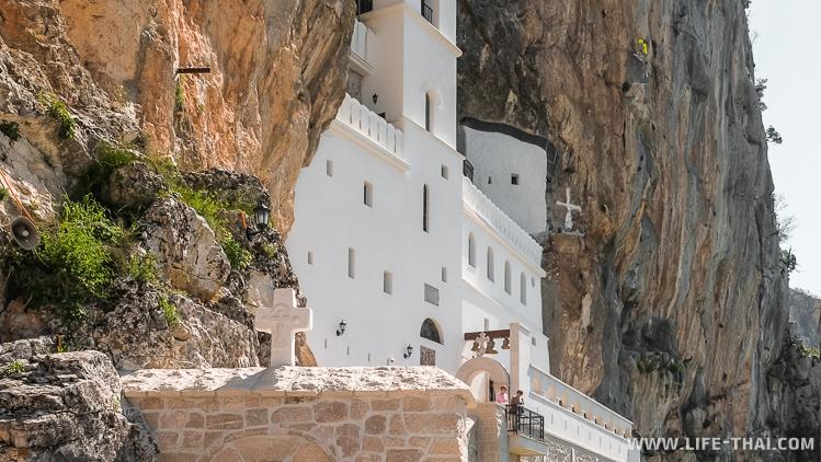 Черногория, монастырь Острог