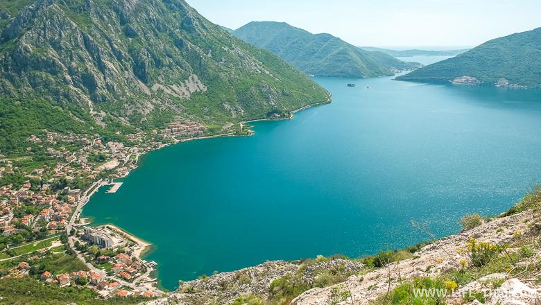 Апрель в Черногории, весна!
