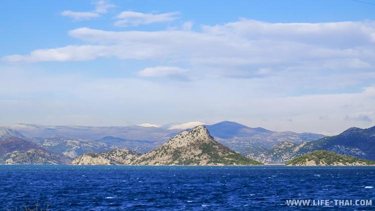 Скадарское озере, Черногория
