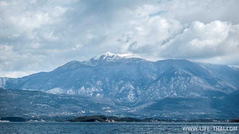 Черногория в марте, Боко-Которский залив
