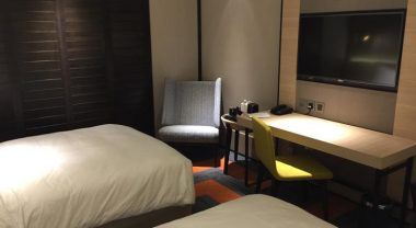 Транзитный отель в аэропорту Сингапура