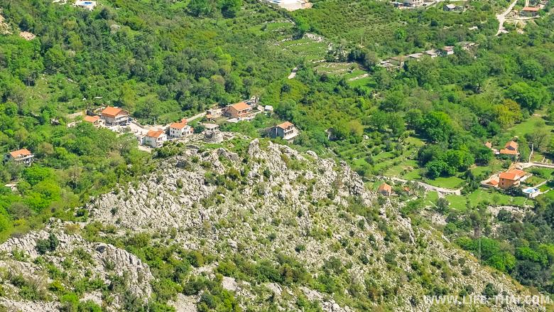 Иллирийский акрополь на холме Градина в Рисане, Черногория