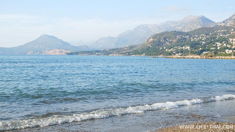 Бар - город на побережье Адриатического моря