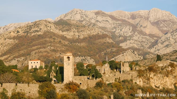 Достопримечательности Бара, Черногория