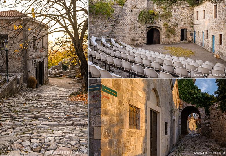 Старый город в Баре, Черногория