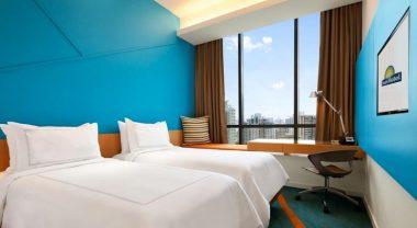 Отель с видом на Сингапур