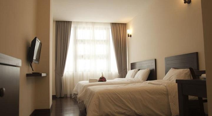 Geo Hotel - бюджетный отель в Куала Лумпуре