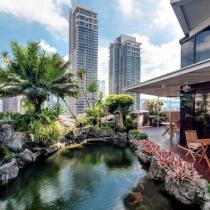 Роскошный отель в центре Куала Лумпура