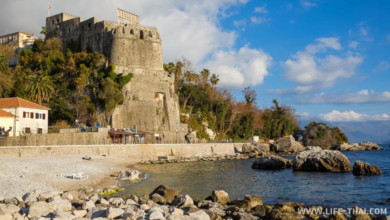 Морская крепость, Fort Maer, Герцег Нови, Черногория
