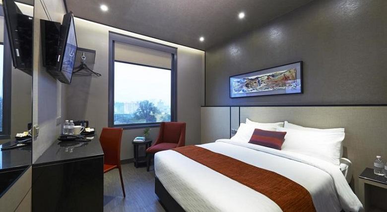 Отель с бассейном в Сингапуре