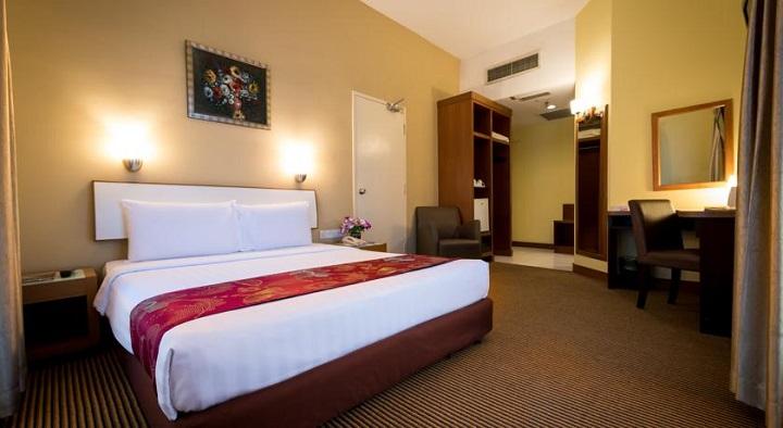 Где остановиться в Куала Лумпуре: недорогой отель в центре КЛ