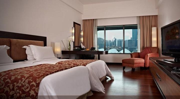Impiana KLCC - отель в самом центре Куала Лумпура около башен Петронас
