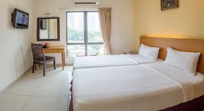 Где остановиться в Куала Лумпуре: бюджетный отель с завтраком