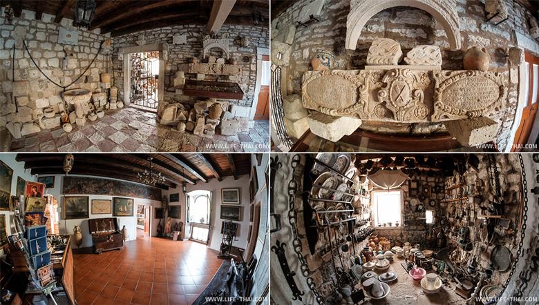 Музей на острове в Перасте, Черногория