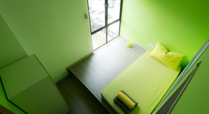 Где остановиться в Куала Лумпуре: стильный недорогой хостел