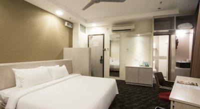 Prescott hotel в Куала Лумпуре, Малайзия