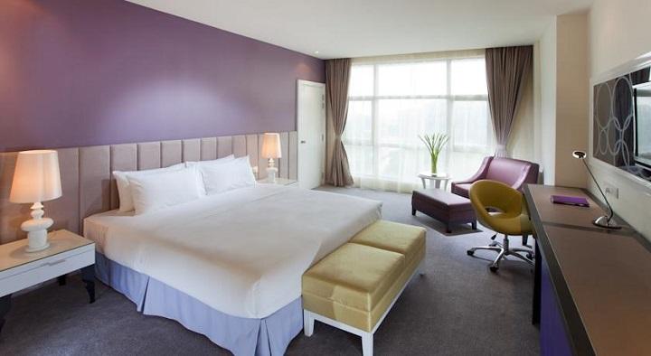Отель с хорошими отзывами в Куала Лумпуре, Малайзия