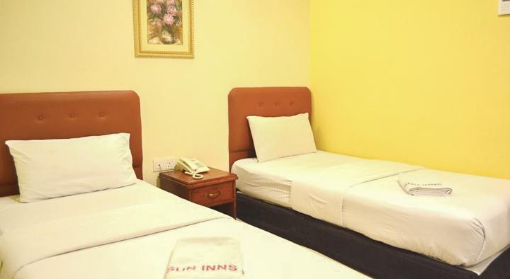 Бюджетный отель в Куала Лумпуре, Малайзия