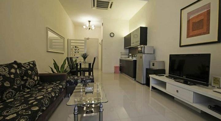 Апарт-отель в Куала Лумпуре, Малайзия