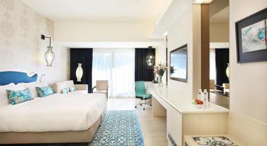 Изысканный отель с бассейном в Сингапуре