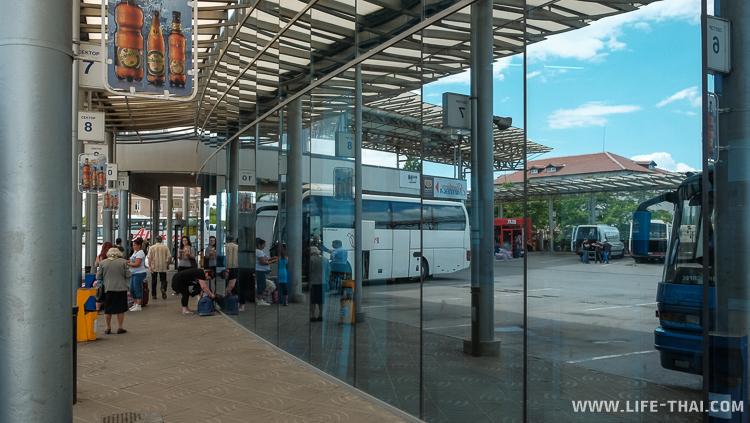 Автобус в Пловдив из Софии