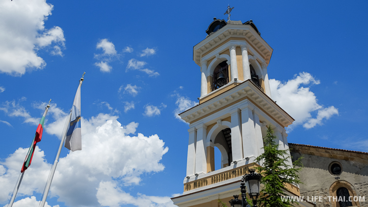 Достопримечательности Пловдива, Болгария