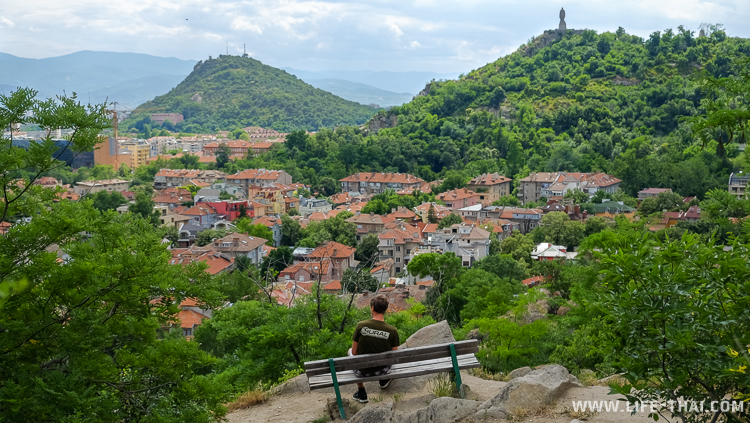 Холмы Пловдива, Болгария
