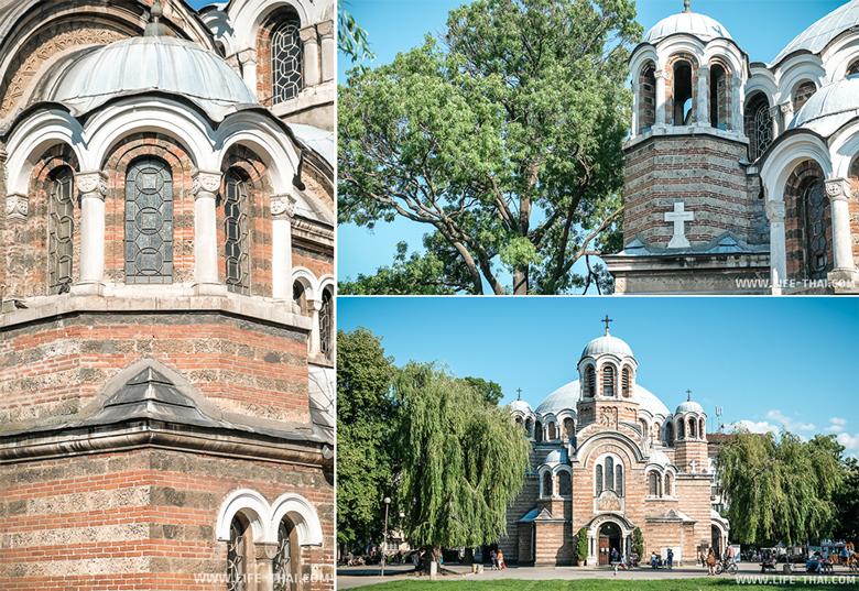 Чёрная мечеть в Софии, Болгария