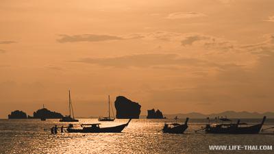 Краби - одно из красивейших мест Таиланда