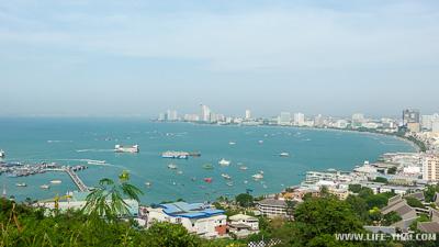 Паттайя - самый дешевый и доступный курорт в Таиланде