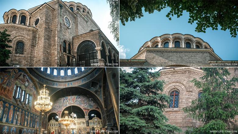 Собор Святой Недели в Софии