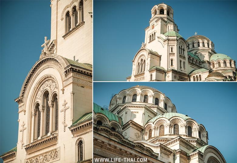 Церковь Александра Невского в Софии