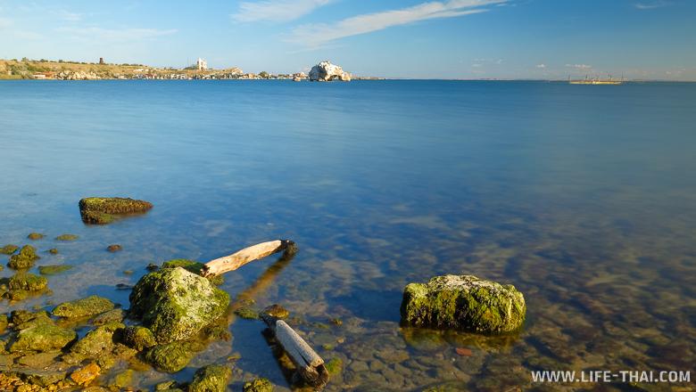 Керченский пролив, Крым