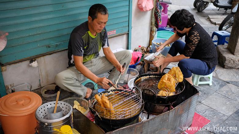 Еда во Вьетнаме - что стоит попробовать
