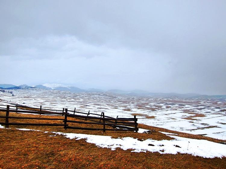 Пустынные пейзажи Дурмитора, Черногория