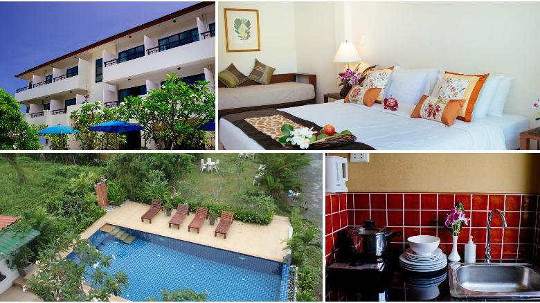 Недорогие апартаменты на Банг Тао