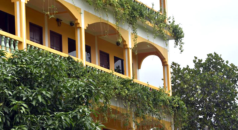 Бюджетная гостиница на Камала бич, Пхукет