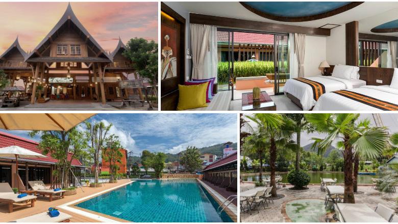 Отель 3 звезды с шикарным бассейном на пляже Patong, Пхукет