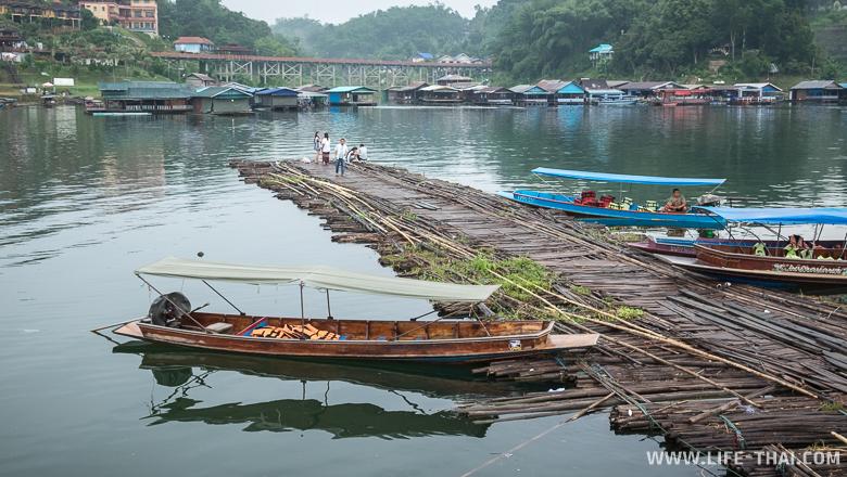 Как живут моны, Канчанабури, Таиланд