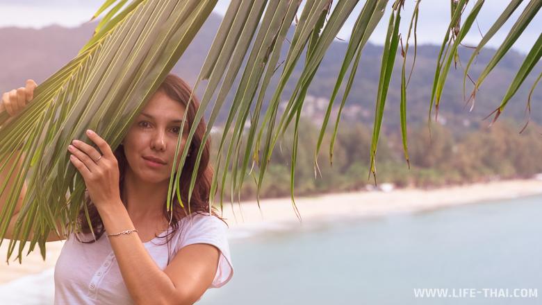 Я, пляж Сурин, Пхукет