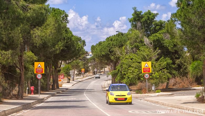 Аренда авто на Кипре. На Кипр самостоятельно