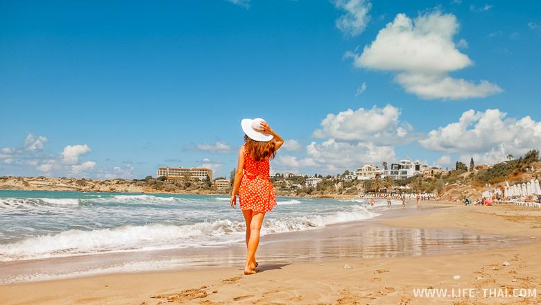 Погода на Кипре по месяцам. На Кипр самостоятельно