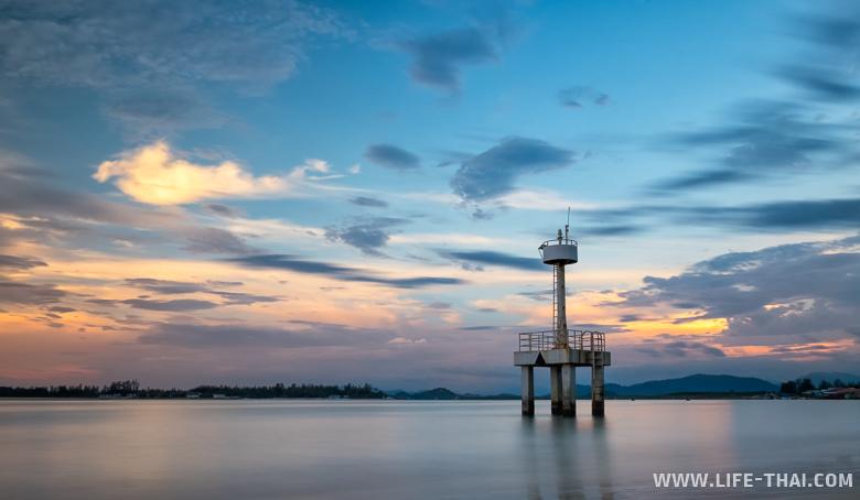 Закат в Као Лаке, Таиланд
