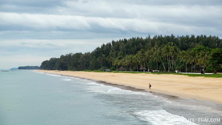 Пляж Као Лака Thai Mueang, что посмотреть рядом с Пхукетом
