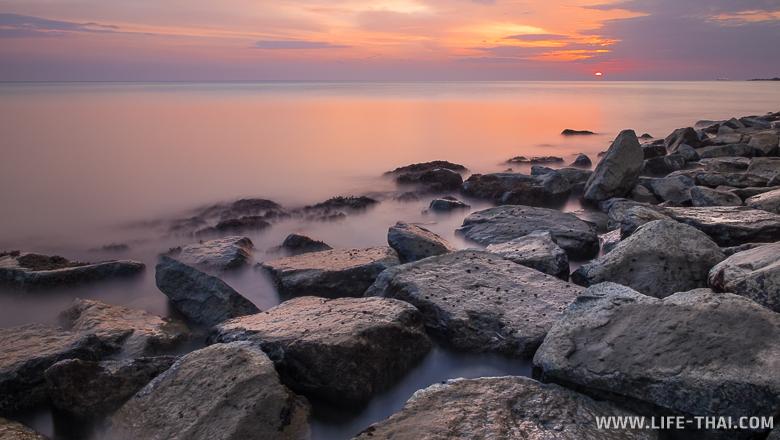 Последний закат в Малакке, Малайзия
