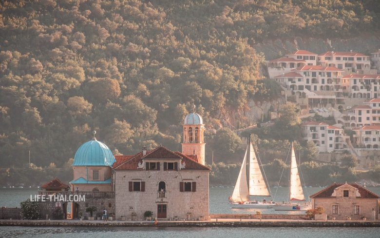 Главные достопримечательности Черногории - Боко-Которский залив