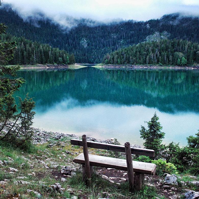 Черное озеро и нац. парк Дурмитор - обязательно посмотреть в Черногории