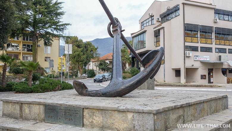 Достопримечательности Тивата, Черногория