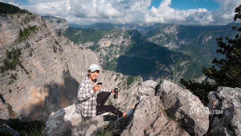 Ущелье Грло Соколово - достопримечательность Черногории, от которой захватывает дух